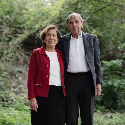 Dina och Jovan Rajs
