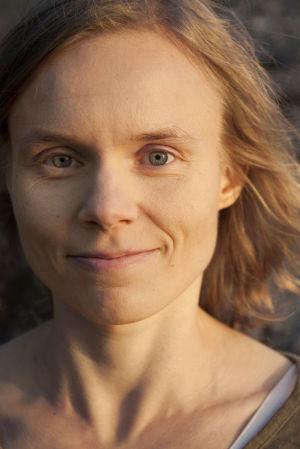 Kirjailija Anni Kytömäki
