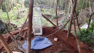 Jan Backmans lerhusprojekt på ön Graciosa på Azorerna