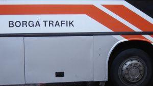 Borgå trafiks buss