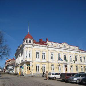 Gamla stadshuset i Ekenäs.