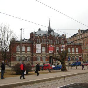 Designmuseet i Helsingfors.