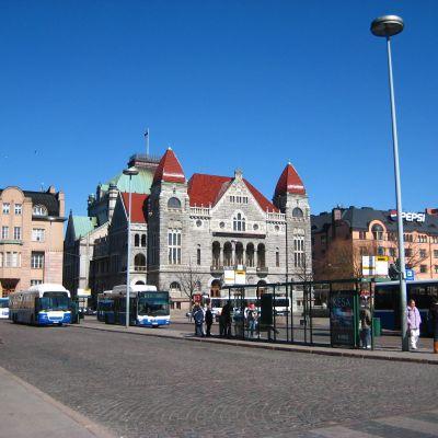 Järnvägstorget i Helsingfors