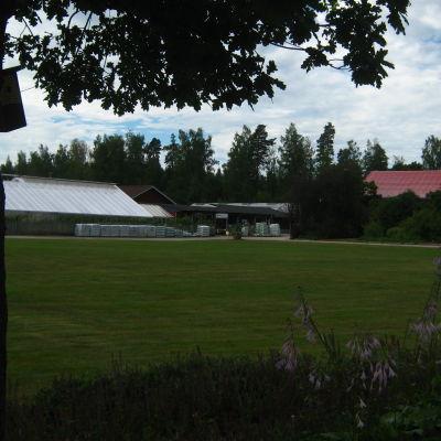 Margaretebergs park.