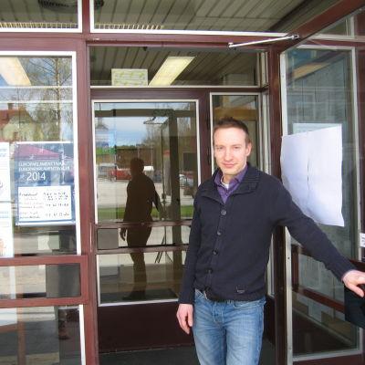 Stadssekreterare Tomas Knuts jobbar på att förenkla förvaltningen