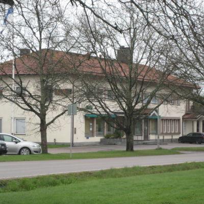 Aktia bank i Ingå.
