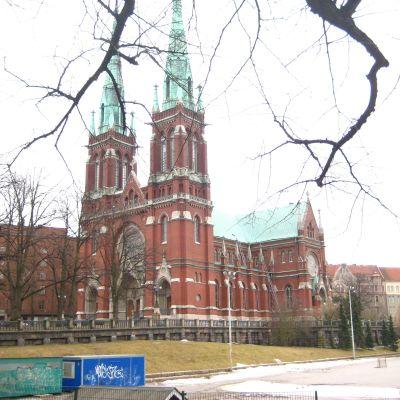 Johanneskyrkan i Helsingfors.