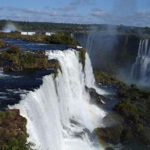 Iguaçun putoukset Brasiliassa