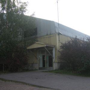 Bollhallen i Sjundeå.