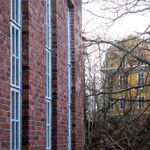 Svartå slott och SBA Interior är grannar