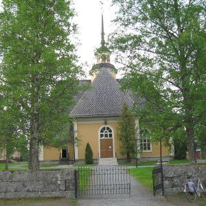 Purmo kyrka behöver en ny orgel