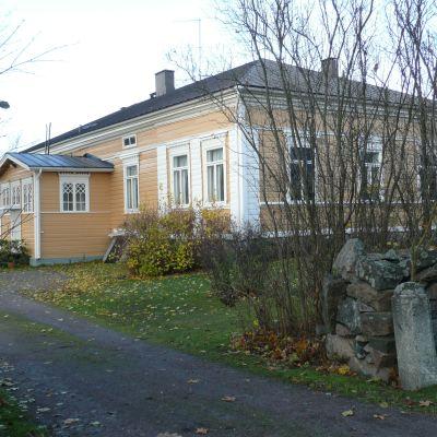 Domprostgården i Borgå