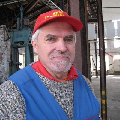 Holger Wickström från Raseborg