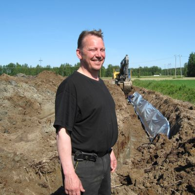 Mats Nylund och försök med reglerad dränering