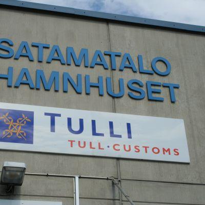 Hamnhuset i Lovisa hamn