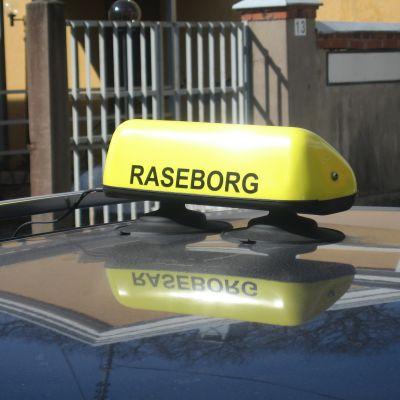 Taxi i Raseborg
