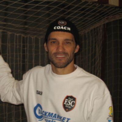 """Paolo """"Pinduca"""" Pimentel tränar ESC säsongen 2011-12"""