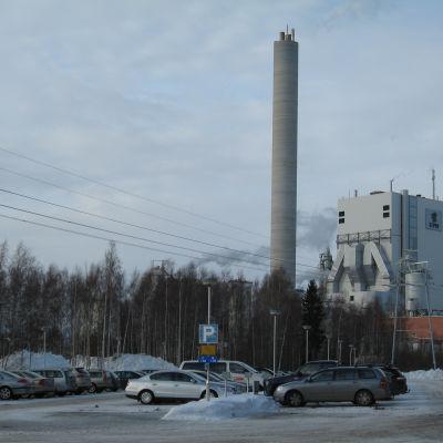 UPM i Jakobstad.