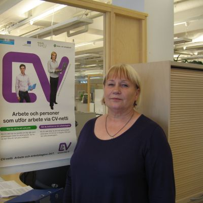 Jobbfrågorna sköts allt mer på nätet, säger vd Helvi Riihimäki