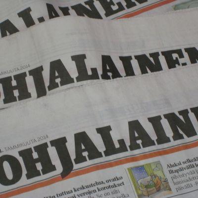 Sanomalehti Pohjalainen saa uuden päätoimittajan.