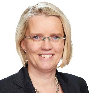 Carina Geber-Teir är medlem av Yles styrelse sedan 2013.