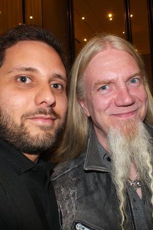Marco Hietala ja Alejandro Bonafos (Argentina)