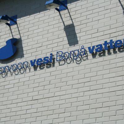 Borgå vatten
