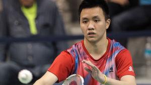 Badmintonspelare avstängd för riggade matcher.