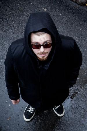 DJ Kridlokk - henkilökuva 1
