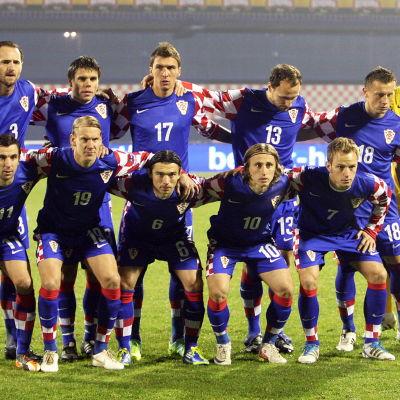 kroatien fotbollslag