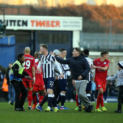Millwall-Leicester.