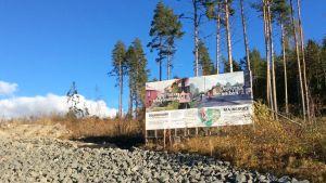 Majberget i Borgå