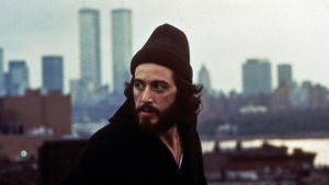 Al Pacino elokuvassa Serpico