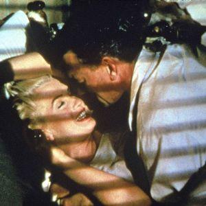 Rose Loomis (Marilyn Monroe) elokuvassa Niagara.