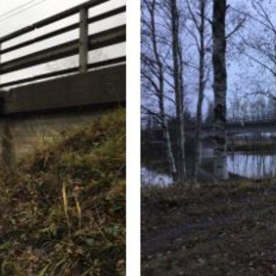 Hanhiluodon ja Luotsinmäen sillat