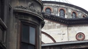 Kyrka, armenisk i Istanbul