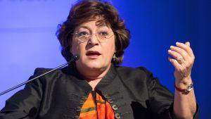 Ana Gomes, portugisisk EU-parlamentariker.