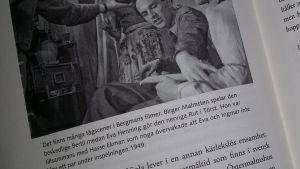 Utdrag ur Mikael Timms bok om Ingmar Bergman.