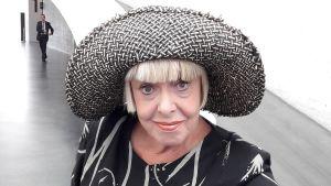 Sirkka-Liisa Krapinoja Kiasmassa