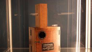 vanha elokuvakamera