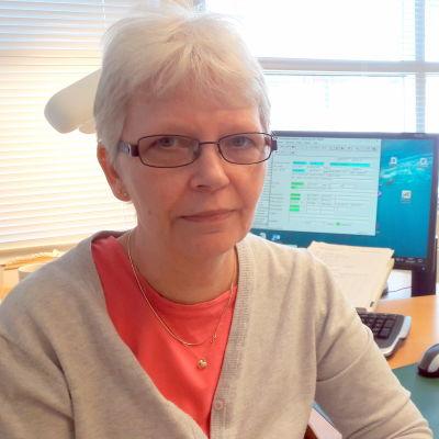 Ann-Christin Lyhty i Borgå.