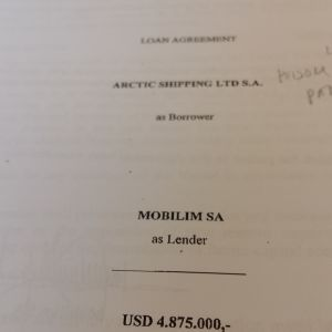 Kuva Panaman papereista