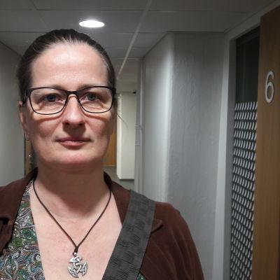 Nina Rosenström.
