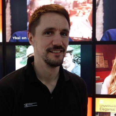 Kai Inkinen, it-konsult på Futurice