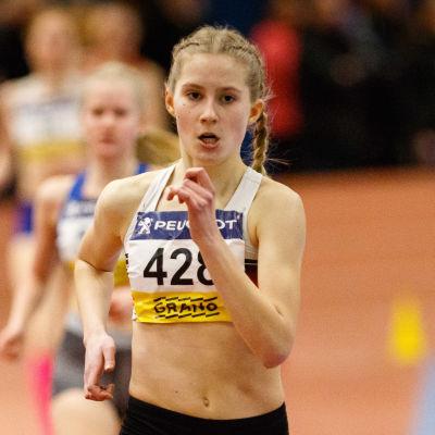 Nathalie Blomqvist springer.