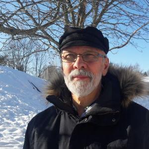 Lars-Henrik Höglund, tidigare kyrkoherde i Kyrkslätt.