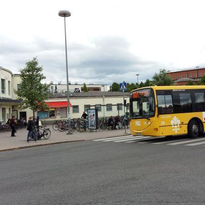 Pargasbussen är numera en av Åbos stadsbussar.