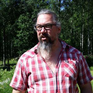 Kuvassa on Janne Kotiaho.