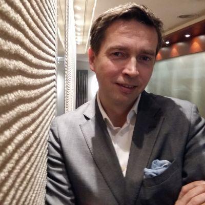 Christopher Thölix, internationell ledarskapskonuslt MPS Executive search