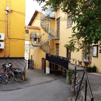 Konstfabriken Manilla i Åbo firar 150 och 25 år